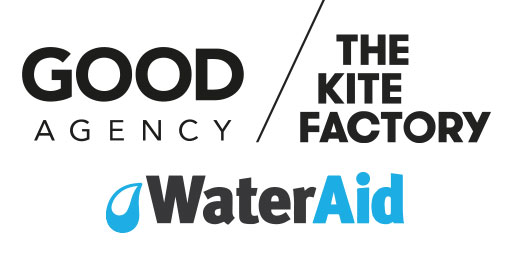 The Kite Factory and The Good Agency for WaterAid