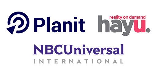 Planit & NBC Universal / hayu