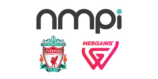 Liverpool FC & NMPi in partnership with Webgains