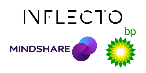 Inflecto Media and Mindshare for BPme