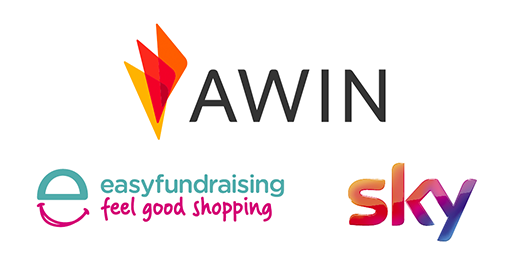 Awin and Easyfundraising for Sky