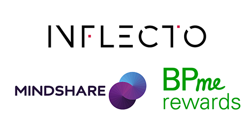 Inflecto Media and Mindshare for BPme UK