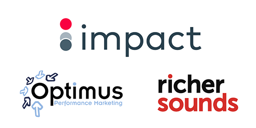Impact and Optimus Performance Marketing for Richer Sounds