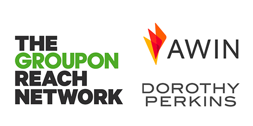 The Groupon Reach Network and Awin for Dorothy Perkins